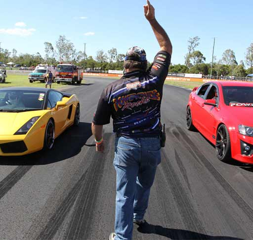 Aussie's Baddest Burnout Cars are going International