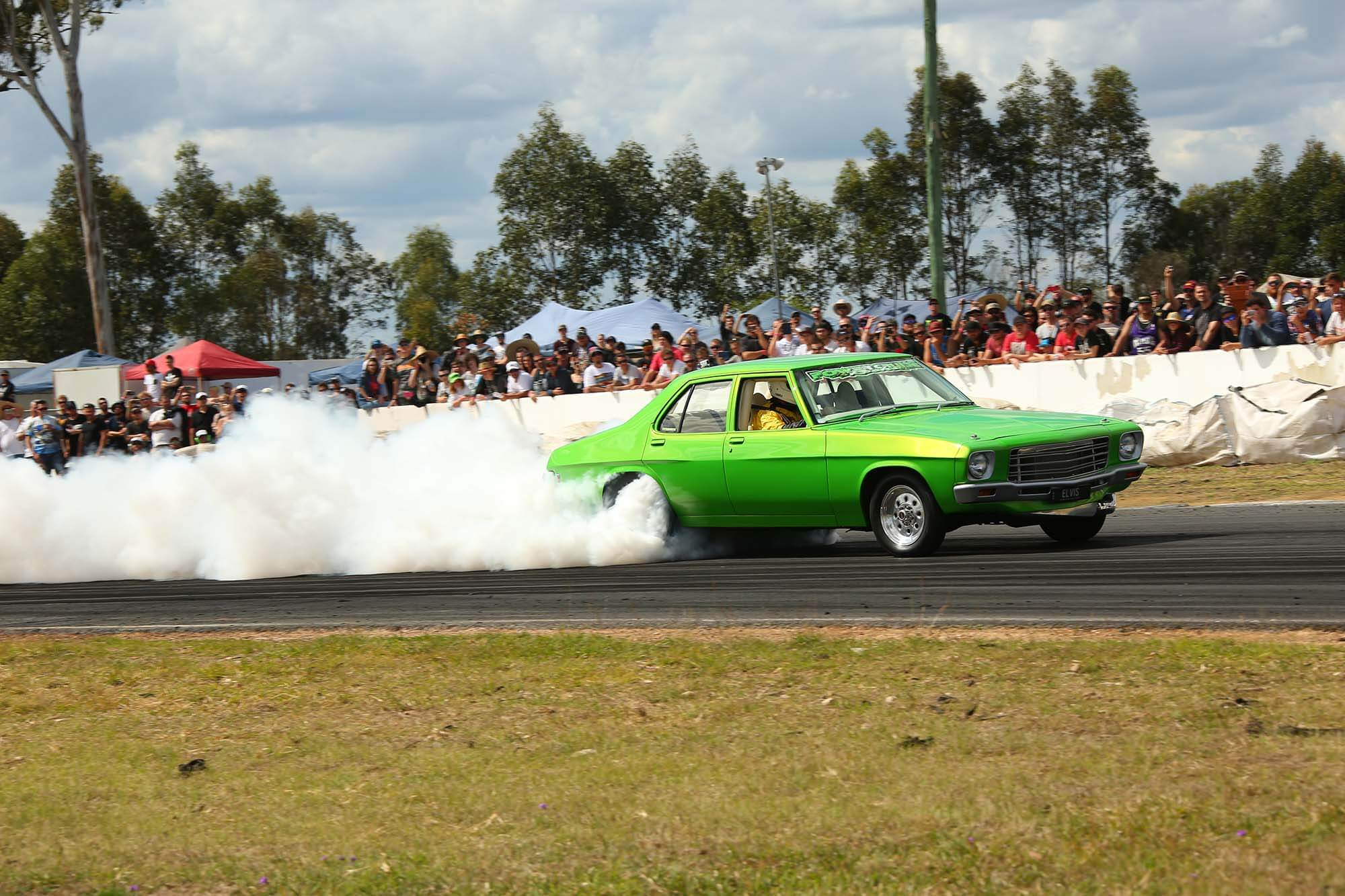 Powercruise #77 Queensland Raceway, Here's the handy info you need