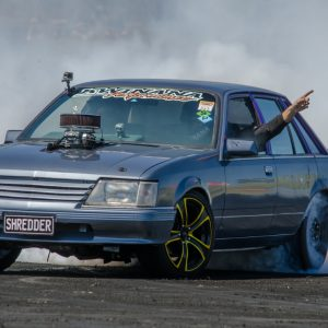 Barbagallo Powercruise Burnout Perth