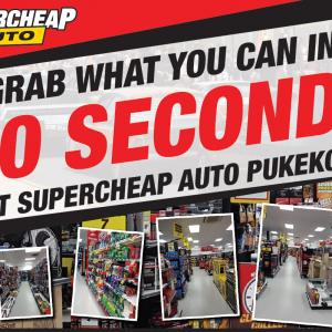 Win Supercheap Auto Pukekohe