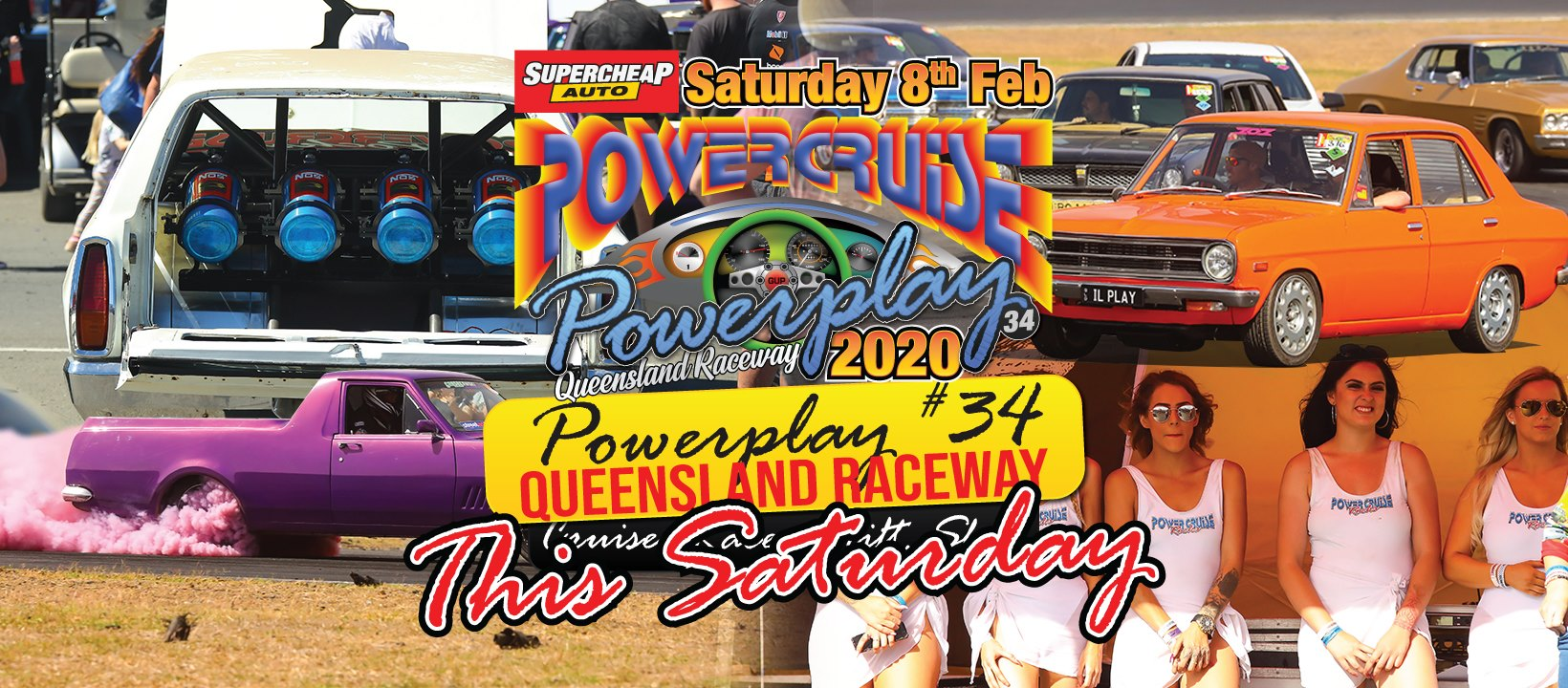 Powerplay Queensland Raceway – Kicking off the 2020 Calendar